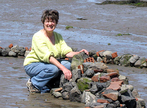 Environmental Artist, Linda Gordon (Throughstones)