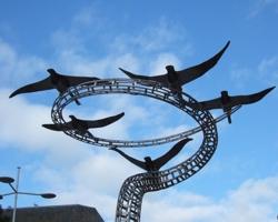 public sculpture, Lowesoft