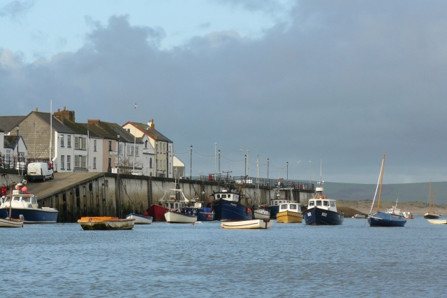 leaving Appledore