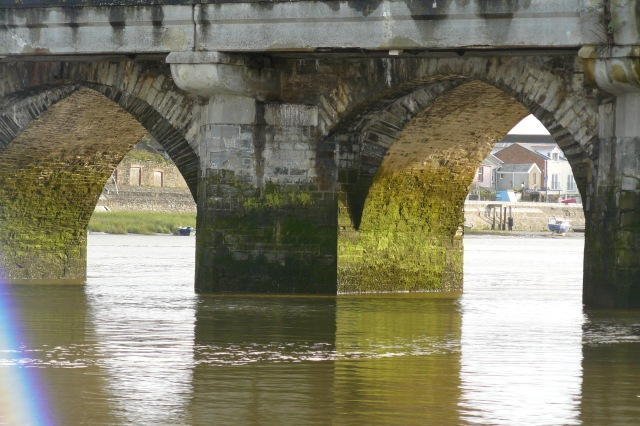 The Old Bridge - Bideford