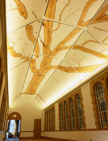 Tania Kovat's 'Tree' at London's Natural History Museum