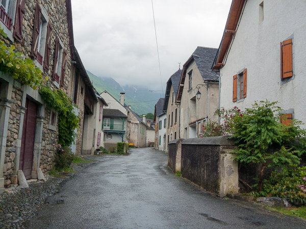 Accous - Main Street