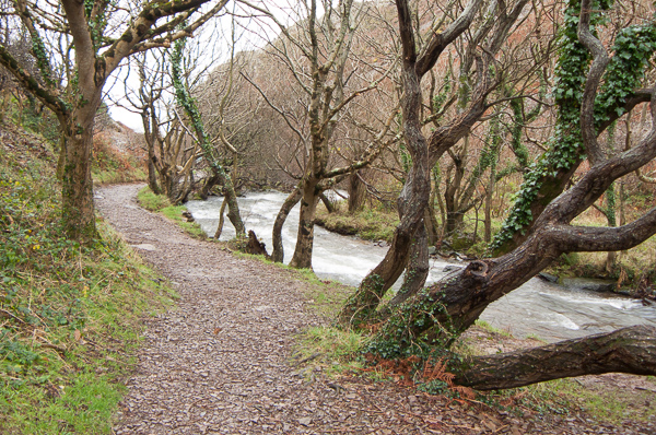 River Heddon, North Devon